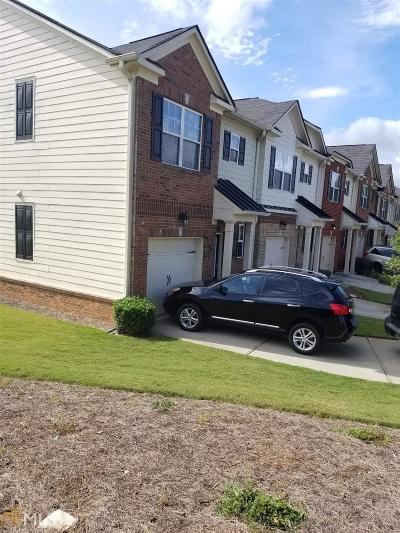 Norcross Condo/Townhouse For Sale: 1891 Ferentz Trce
