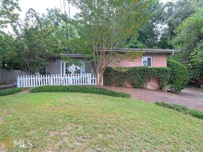 Dekalb County Multi Family Home Under Contract