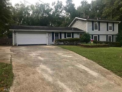 Mcdonough Single Family Home For Sale: 15 Candler Ct