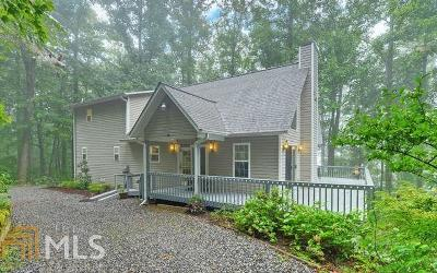 Blairsville Single Family Home For Sale: 82 Grapevine Trl