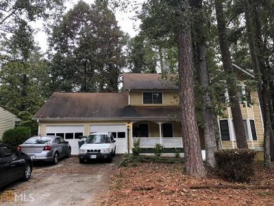 Single Family Home Sold: 869 Post Road Cir