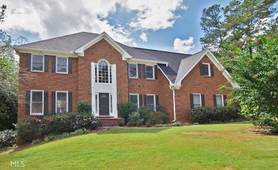 Snellville Single Family Home Under Contract: 3720 Wynterset Dr