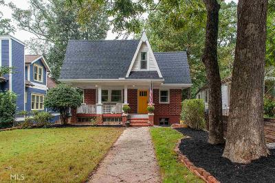 Ormewood Park Single Family Home For Sale: 1175 Danner St