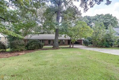 Smyrna Single Family Home For Sale: 4107 Winding Valley Dr