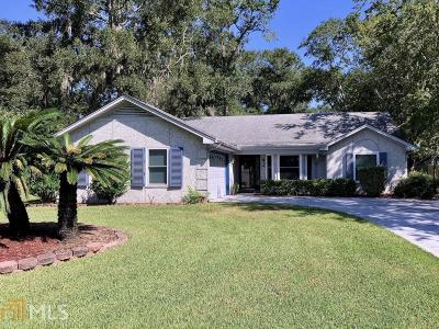 St. Marys Single Family Home For Sale: 111 Plantation Ct