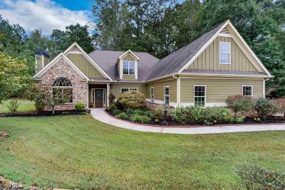 Hoschton Single Family Home For Sale: 131 Alex Ct
