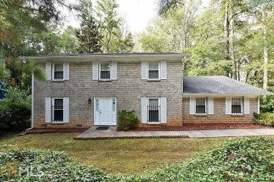 Norcross Single Family Home For Sale: 5823 Button Gwinnett Pl