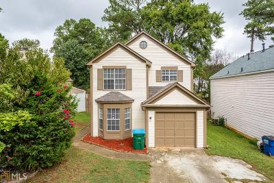 Norcross Single Family Home Under Contract: 6603 E Windsor Ln