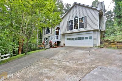 Flowery Branch Single Family Home Under Contract: 4243 Falcon Crest Dr