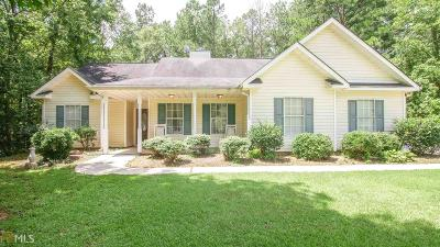Mcdonough Single Family Home Under Contract: 129 Williams Bluff #11
