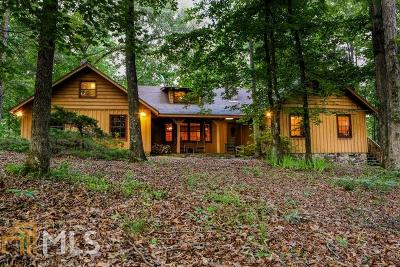 Clarkesville Single Family Home For Sale: 220 Brookwood Ln