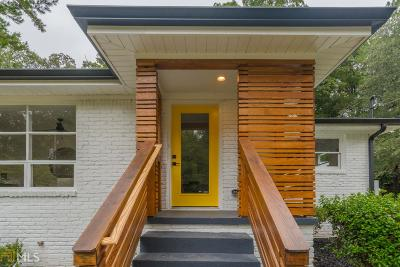 Decatur Single Family Home For Sale: 2004 Swazey Dr