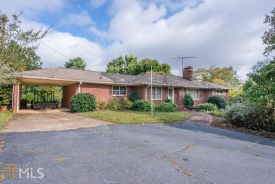 Mcdonough Single Family Home Under Contract: 320 Conyers Rd