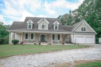 Banks County Single Family Home For Sale: 1887 Yonah Homer Rd