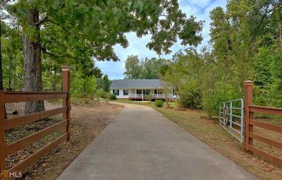 Senoia Single Family Home For Sale: 1677 Dolly Nixon Rd
