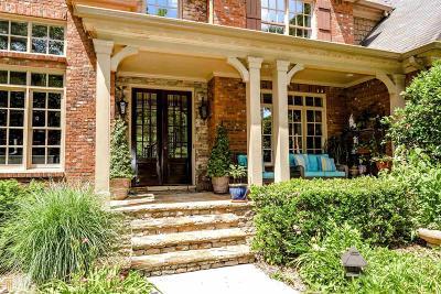 Alpharetta, Milton Single Family Home For Sale: 1510 Mayfield Rd