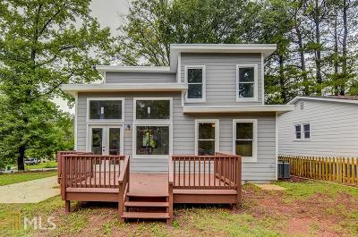 Scottdale Single Family Home Under Contract: 539 Glendale Rd