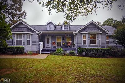 Douglasville Single Family Home For Sale: 6095 S River Rd