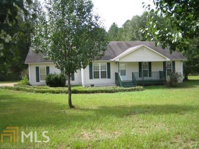 Elberton GA Single Family Home For Sale: $138,500