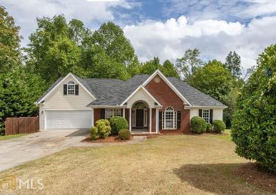 Gainesville Single Family Home For Sale: 4025 Ashford Way