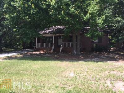Hart County Single Family Home Under Contract: 395 Savannah