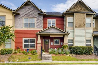 Acworth Condo/Townhouse For Sale: 4320 Sandy Pt #19