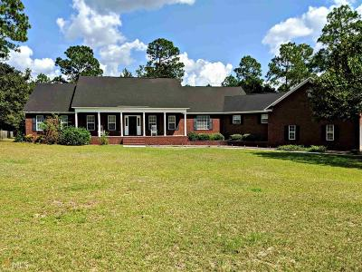 Statesboro Single Family Home For Sale: 502 Canvasback Ct