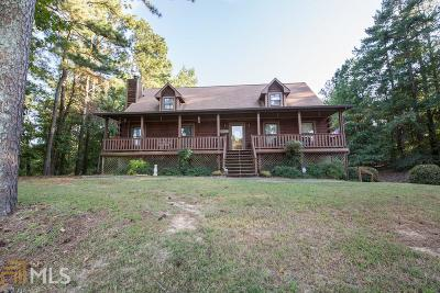 Hoschton Single Family Home For Sale: 4325 Braselton Hwy