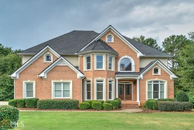 Gwinnett County Single Family Home For Sale: 1386 Threepine Pl