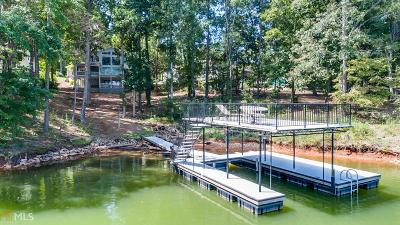Gainesville Single Family Home Under Contract: 4025 Skyline Dr