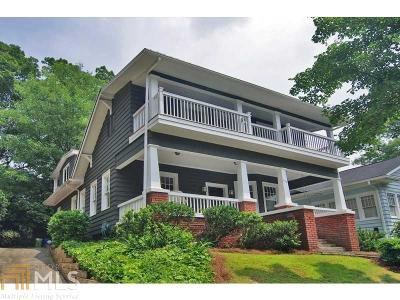 Virginia Highland Single Family Home For Sale: 969 Todd Rd