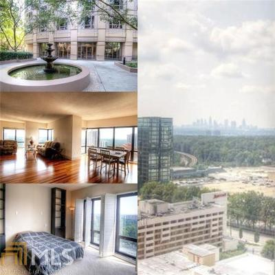 The Oaks At Buckhead Condo/Townhouse For Sale: 3475 Oak Valley Rd #2080