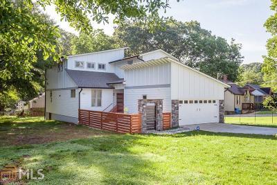 Decatur Single Family Home For Sale: 1772 Ellington St
