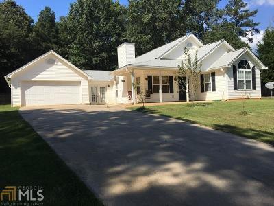 Braselton Single Family Home For Sale: 331 Ridge Way
