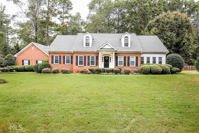 Snellville Single Family Home Under Contract: 3621 Travelers Ct
