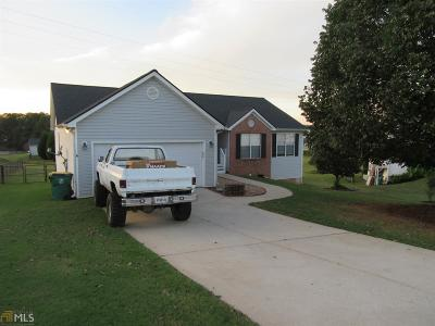 Winder Single Family Home For Sale: 209 Bayou Ln