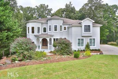 Suwanee Single Family Home For Sale: 530 Overlook Mountain Dr