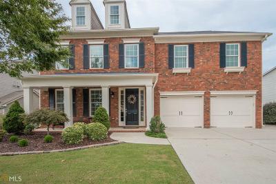 Peachtree City GA Single Family Home Under Contract: $458,000