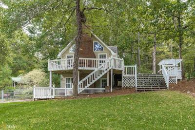 Greensboro Single Family Home For Sale: 1041 Tree A Coon