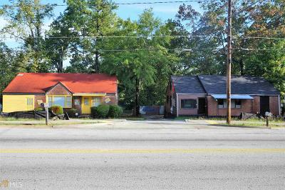 Decatur Commercial For Sale: 3300 Glenwood Rd