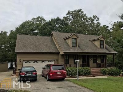 Milledgeville, Sparta, Eatonton Single Family Home For Sale: 185 W Lakeview Dr