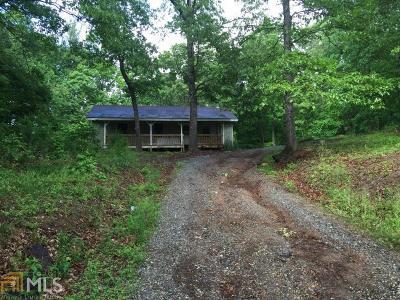 Dawsonville Single Family Home For Sale: 138 Oakhill Cir