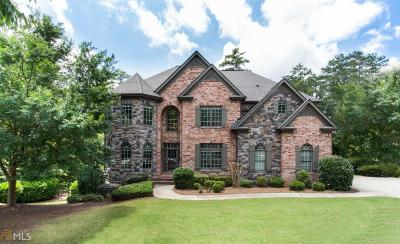 Johns Creek Single Family Home Under Contract: 10570 Highgate Manor Ct