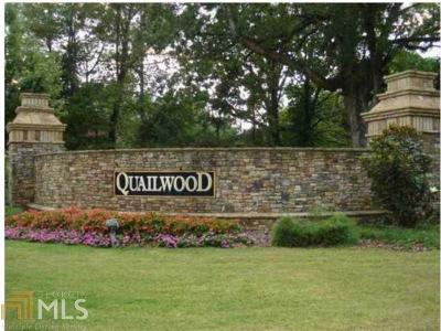 Flowery Branch Residential Lots & Land For Sale: 4744 Falling Brook Dr