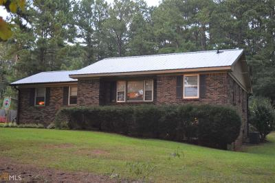 Monroe, Social Circle, Loganville Single Family Home For Sale: 1613 Snows Mill Rd