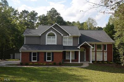 Monroe Single Family Home Under Contract: 3811 Apalachee Ridge