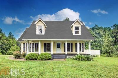 Jackson Single Family Home Under Contract: 301 Nathan Thaxton Rd