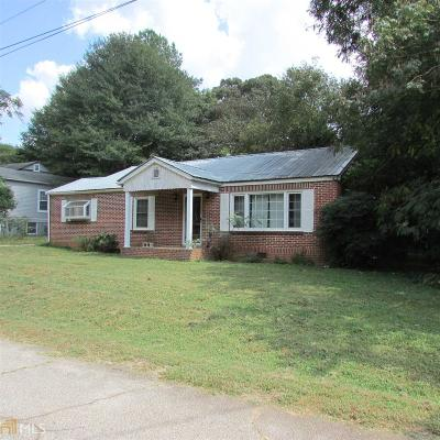 Hartwell Single Family Home For Sale: 37 Delk