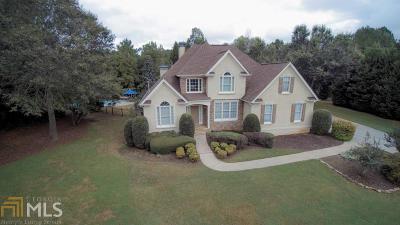 Peachtree City GA Single Family Home For Sale: $499,900