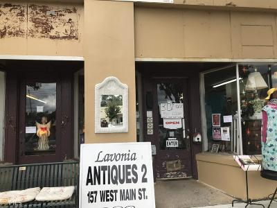 Franklin County Commercial For Sale: 157 West Main St